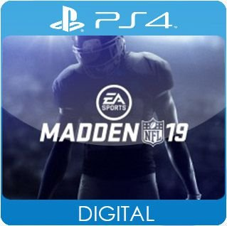 Madden NFL 19 PS4 Mídia Digital