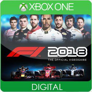 F1 2018 Xbox One Mídia Digital