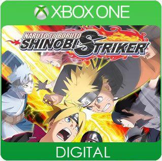 Naruto to Boruto: Shinobi Striker Xbox One Mídia Digital