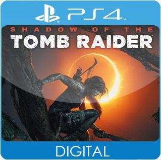Shadow of the Tomb Raider PS4 Mídia Digital