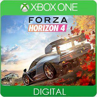 Forza Horizon 4 Edição Padrão Xbox One Mídia Digital