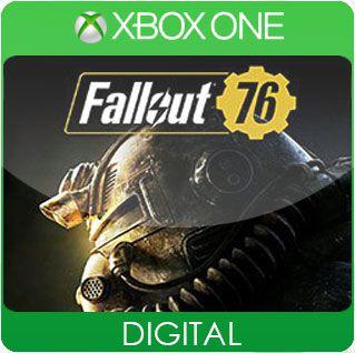 Fallout 76 Xbox One Mídia Digital