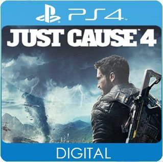 Just Cause 4 PS4 Mídia Digital