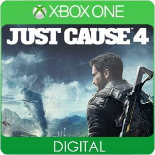 Just Cause 4 Xbox One Mídia Digital