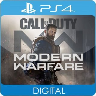 Call of Duty: Modern Warfare PS4 Mídia Digital
