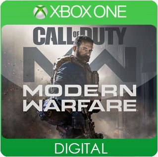 Call of Duty: Modern Warfare Xbox One Mídia Digital
