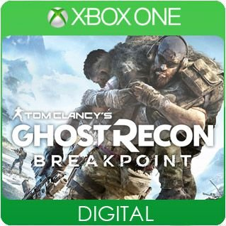 Tom Clancy's Ghost Recon Breakpoint Xbox One Mídia Digital
