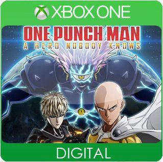 ONE PUNCH MAN: A HERO NOBODY KNOWS Xbox One Mídia Digital