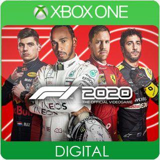 F1 2020 Xbox One Mídia Digital