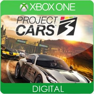 Project CARS 3 Xbox One Mídia Digital