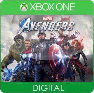 Marvel's Avengers Xbox One Mídia Digital