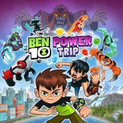 Ben 10: Power Trip PS4 Mídia Digital