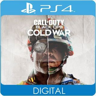 Call of Duty: Black Ops Cold War PS4 Mídia Digital