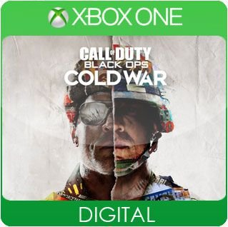 Call of Duty: Black Ops Cold War Xbox One Mídia Digital