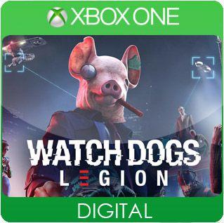 Watch Dogs: Legion Xbox One Mídia Digital