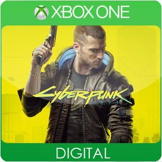 Cyberpunk 2077 Xbox One Mídia Digital