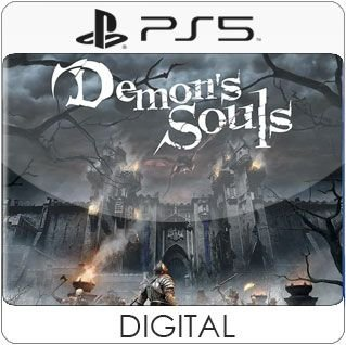 Demon's Souls PS5 Mídia Digital