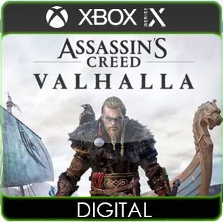 Assassin's Creed Valhalla Xbox Series X|S Mídia Digital