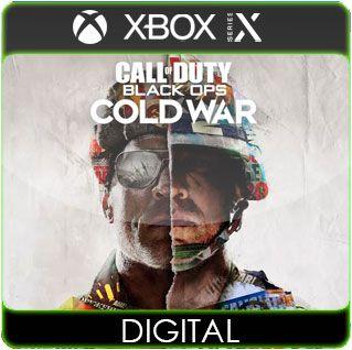 Call of Duty: Black Ops Cold War Xbox Series X|S Mídia Digital
