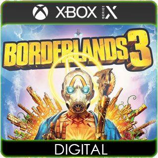 Borderlands 3 Xbox Series X|S Mídia Digital