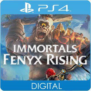 Immortals Fenyx Rising PS4 Mídia Digital