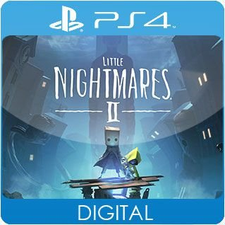 Little Nightmares 2 PS4 Mídia Digital