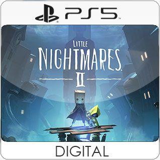 Little Nightmares 2 PS5 Mídia Digital