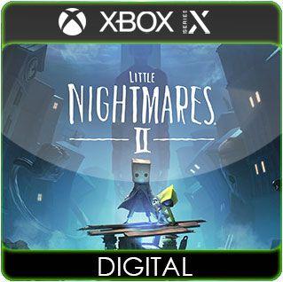 Little Nightmares 2 Xbox Series X|S Mídia Digital