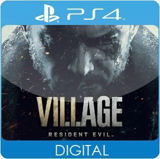 Resident Evil Village PS4 Mídia Digital