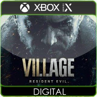 Resident Evil Village Xbox Series X|S Mídia Digital