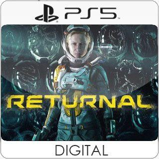 Returnal PS5 Mídia Digital