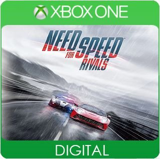 Need for Speed Rivals Xbox One Mídia Digital