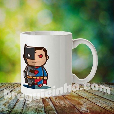 Caneca personalizada Batman vs Superman