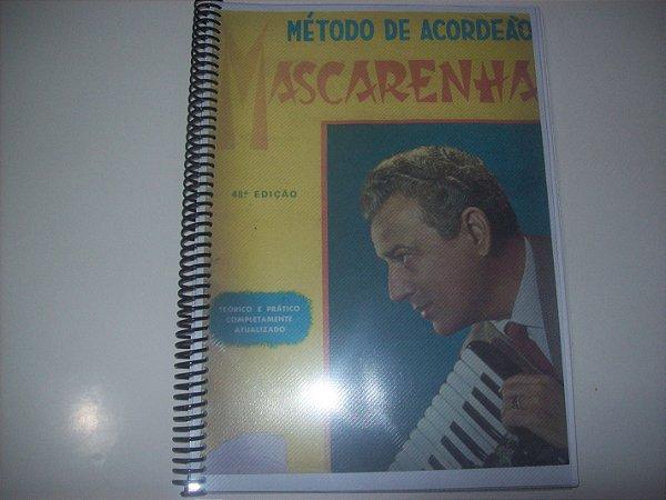 Método de Acordeon\Sanfona -- Mascarenha