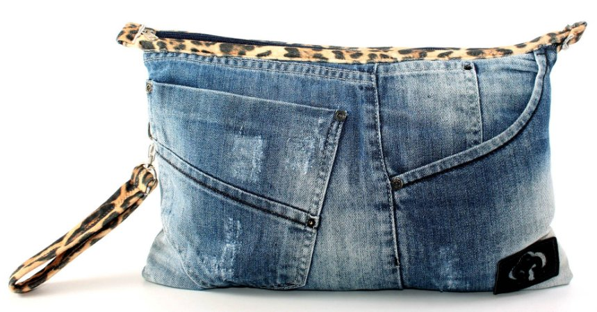 Bolsa Jeans EcoFashion 1304172051