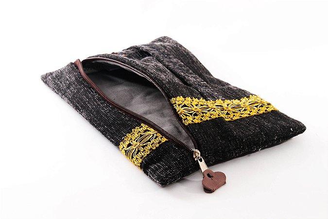 Bolsa Fashion Clutch EcoModas
