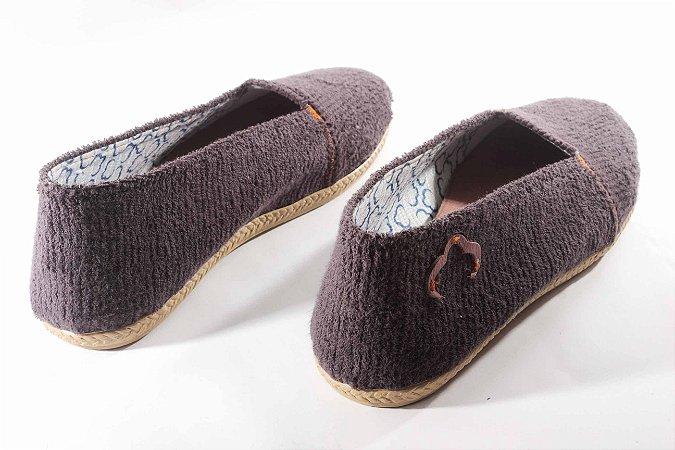 Alpargata Fashion veludo EcoModas Tam  38