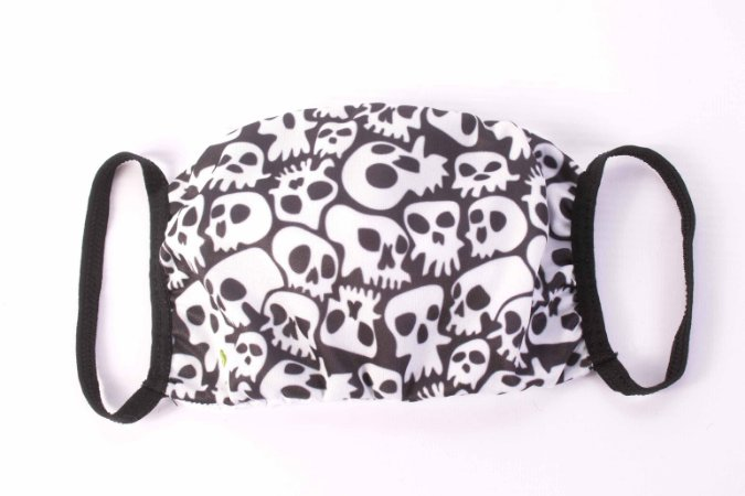 Máscara duplo tecido EcoModas - Referência 02