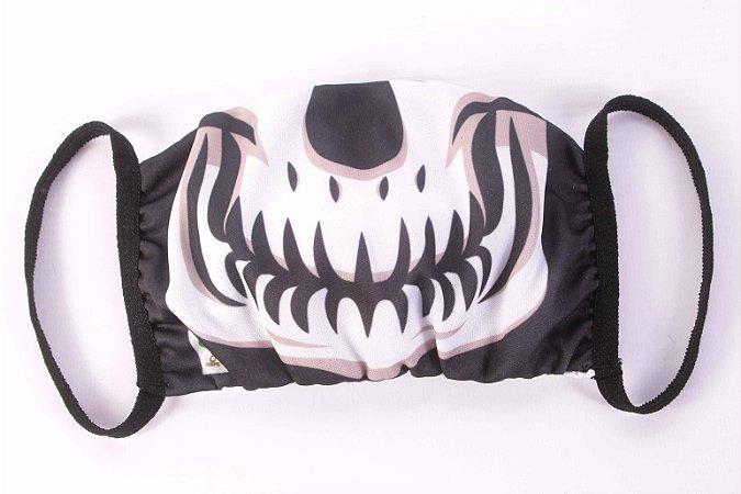 Máscara duplo tecido EcoModas - Referência 03