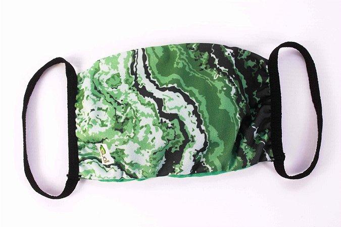 Máscara de duplo tecido EcoModas - Referência 49
