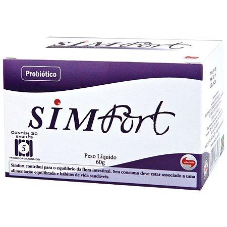 Simfort | 30 Sachês - Vitafor