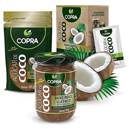 Açúcar de Coco 300g - Copra