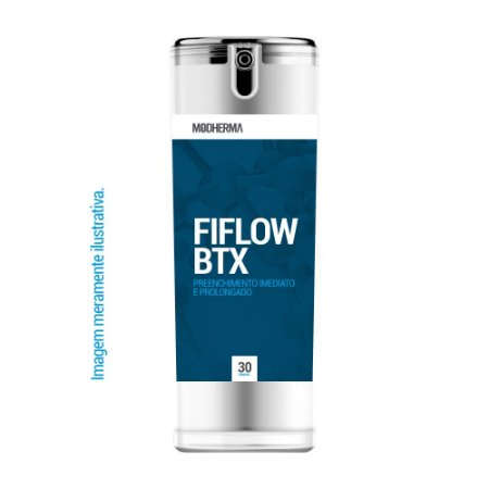 Fiflow BTX 30g | Preenchimento Imediato e Prolongado