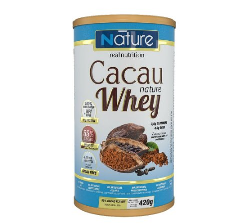 Cacau Nature Whey 55% 420g