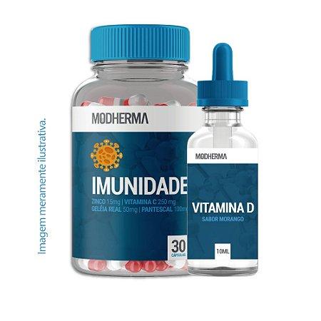 Imunidade | Modherma