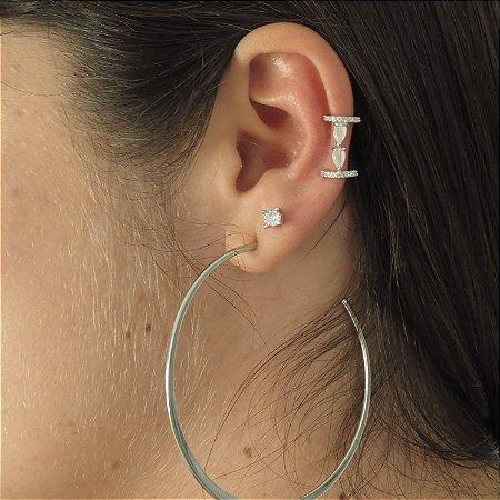 Piercing fake longo