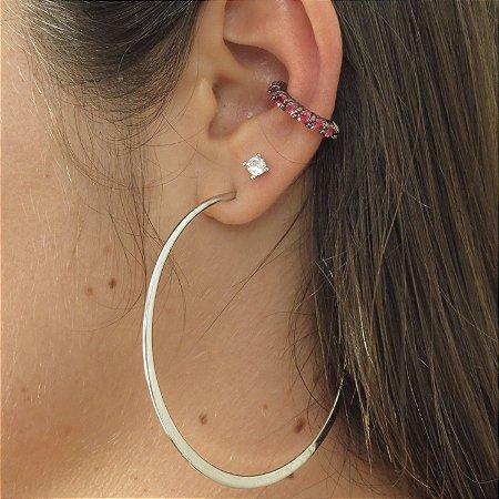 Piercing fake argola