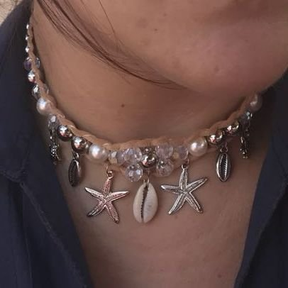 Choker fundo do mar