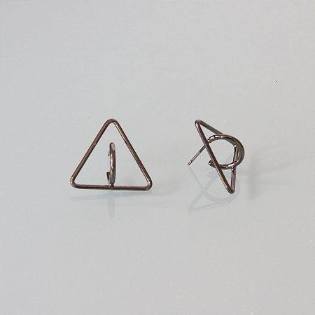 Brinco  geométrico triângulo
