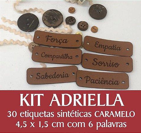 Kit Adriella 2 - palavras